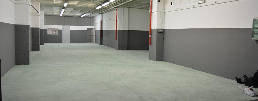 Nau Industrial de lloguer a l'Edifici Encorces 302, Andorra la Vella